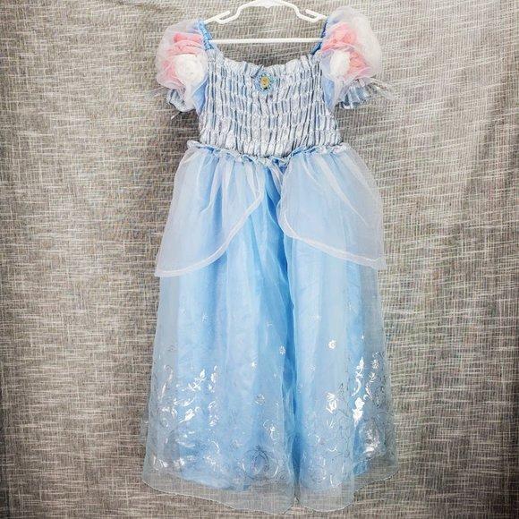 disney costumes store deluxe cinderella costume dress 7 8 poshmark poshmark